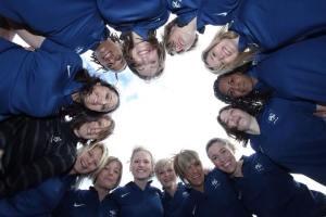 equipe foot feminine
