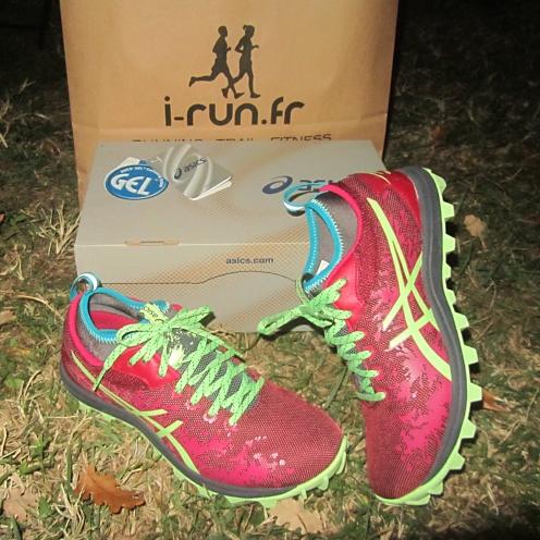 Asics gel - chaussures de trail